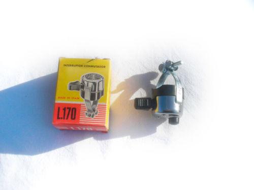 llave de luces leonelli 170